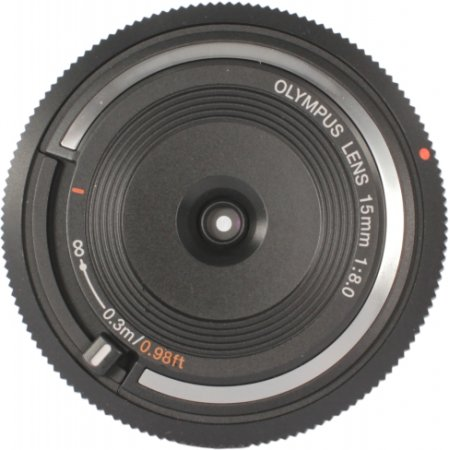 Olympus 15mm f/8.0 Body Cap Lens Micro 4/3