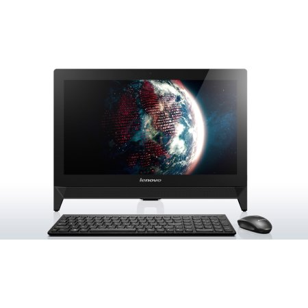 Lenovo IdeaCenter C20-00 нет, Черный, 8Гб, 500Гб, Windows, Intel Celeron