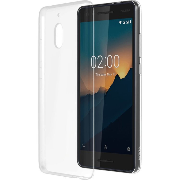 Чехол Nokia 2.1 Clear Case