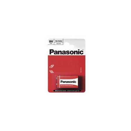 Panasonic Red Zinc крона, 1