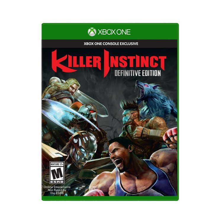 Killer Instinct: Definitive Edition цифровой код