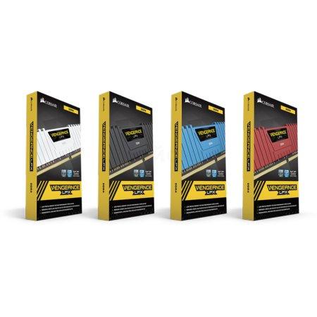 Crucial CMK64GX4M4B2800C14 DDR4, 64Гб, PC4-22400, 2800, DIMM