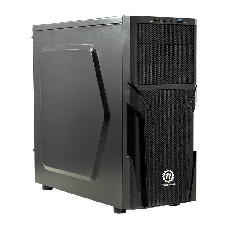 Купить Thermaltake Versa H21 Window CA-1B2-00M1WN-00 Black в интернет магазине бытовой техники и электроники