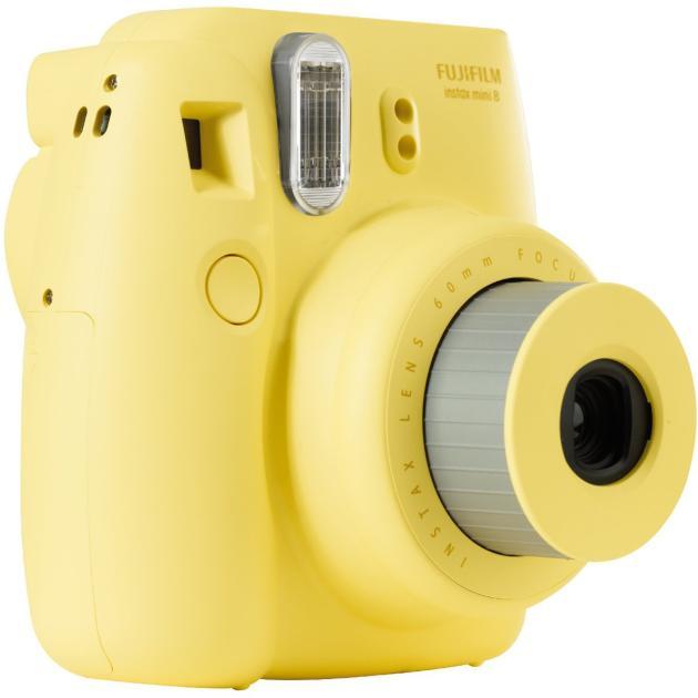Фотокамера моментальной печати Fujifilm Instax Mini 8 Yellow от Байон
