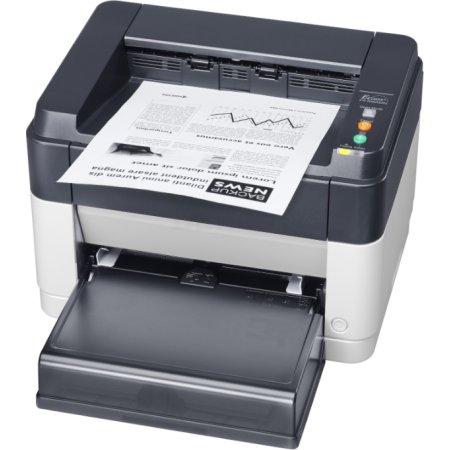 Kyocera FS-1040 Лазерный \ светодиодный, Белый, Черно-белая, А4