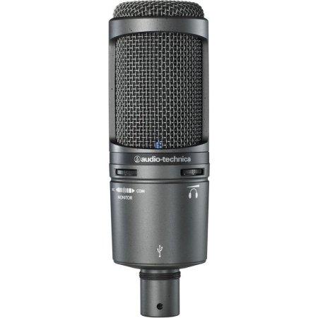 Audio-Technica AT2020USB+ Черный