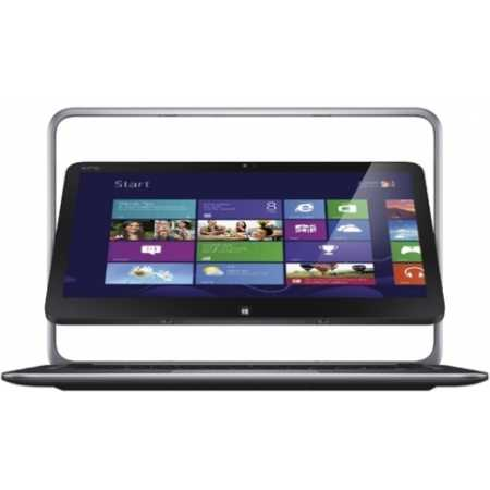 "Dell XPS 12 Ultrabook 12.5"", Intel Core M5, 1100МГц, 8Гб RAM, 128Гб, Черный, Wi-Fi, Windows 10, Bluetooth"