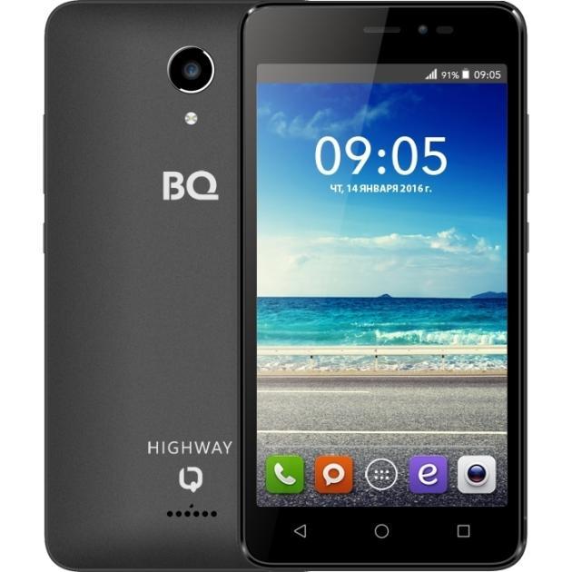 BQ BQS-5025 HighWay Черный