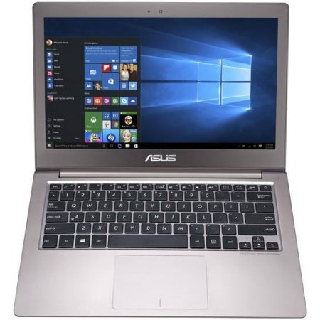 "Asus UUX303UA-R4008T 13.3"", Intel Core i5, 2300МГц, 8Гб RAM, DVD нет, 256Гб, Розовый, Wi-Fi, Windows 10, Bluetooth"