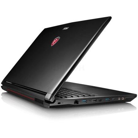 "MSI GL72 6QD-210RU 17.3"", Intel Core i5, 2300МГц, 8Гб RAM, DVD-RW, 1Тб, Windows 7, Windows 10, Черный, Wi-Fi, Bluetooth"
