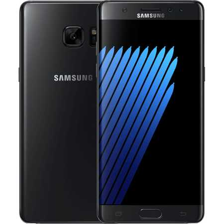Samsung Galaxy Note 7 Черный