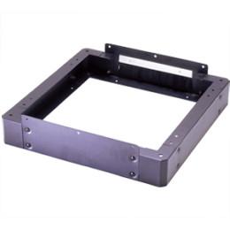 Цоколь для напольных шкафов Euro line с основанием 600х800мм, серый