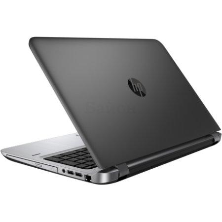 """HP ProBook 450 G3 W4P51EA 15.6"""", Intel Core i7, 2500МГц, 8Гб RAM, DVD-RW, 1Тб, Черный, DOS, Wi-Fi, Bluetooth"""
