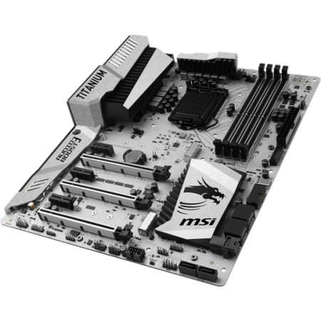 MSI Z170A MPOWER GAMING TITANIUM ATX