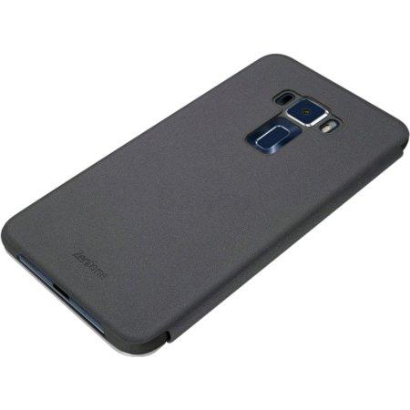 Чехол-книжка для Asus Zenfone 3 ZE552KL Черный