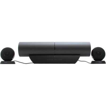 Edifier MP300 Plus Черный, 2.1, mini jack, Пластик