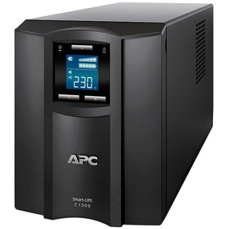 APC Smart-UPS C SMC1000I-W5Y 1000ВА
