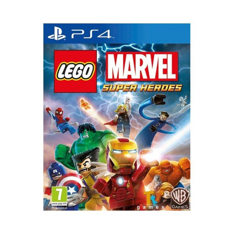 Sony LEGO Marvel Super Heroes Sony PlayStation 4