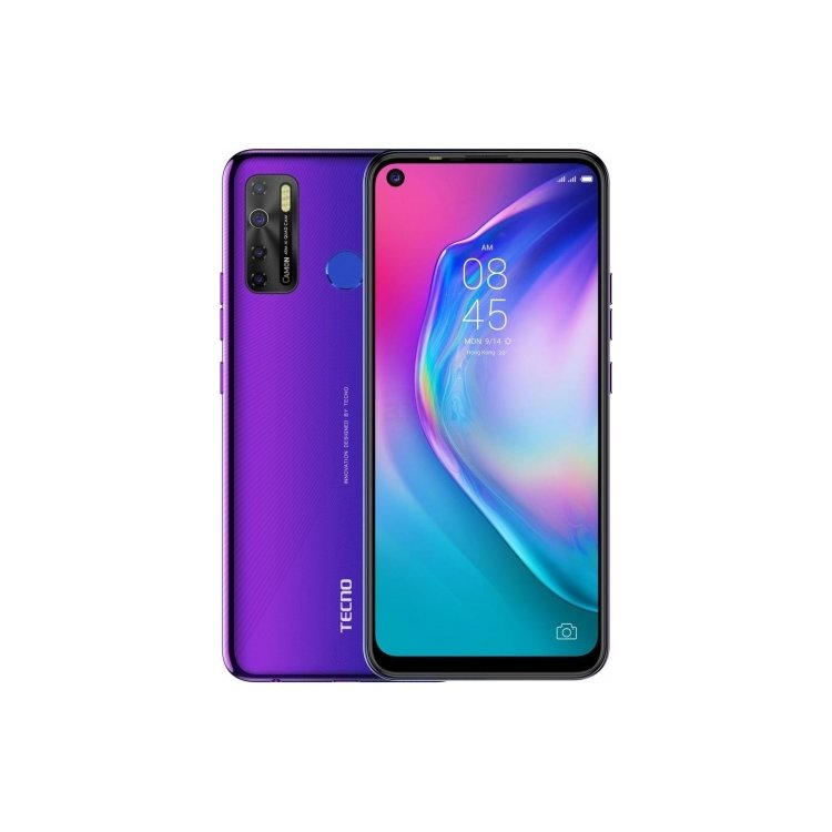TECNO Camon 15 CD7 Fascinating Purple