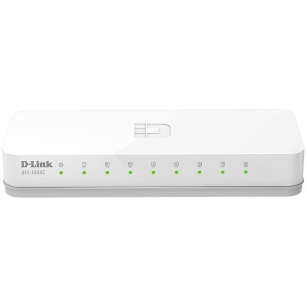 D-Link DES-1008C/A1A