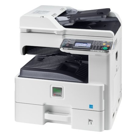 Kyocera FS-6525MFP Лазерный \ светодиодный, Серый, Черно-белая, А3