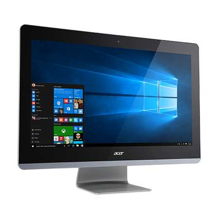 Acer Aspire Z3-705 6Гб, 1024Гб, Windows, Intel Core i3