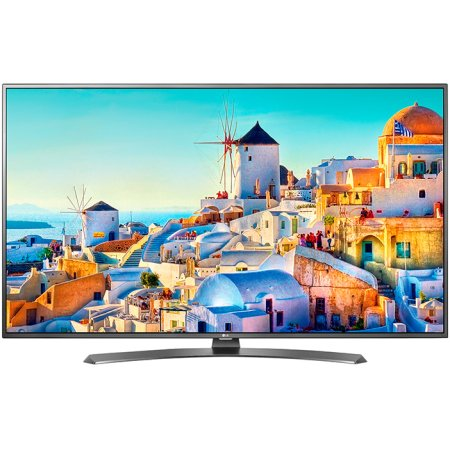 "LG 55UH671V 55"", Стальной, 3840x2160, Wi-Fi, Вход HDMI"