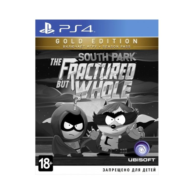 South Park: The Fractured but Whole Sony PlayStation 4, специальное издание, Английский язык