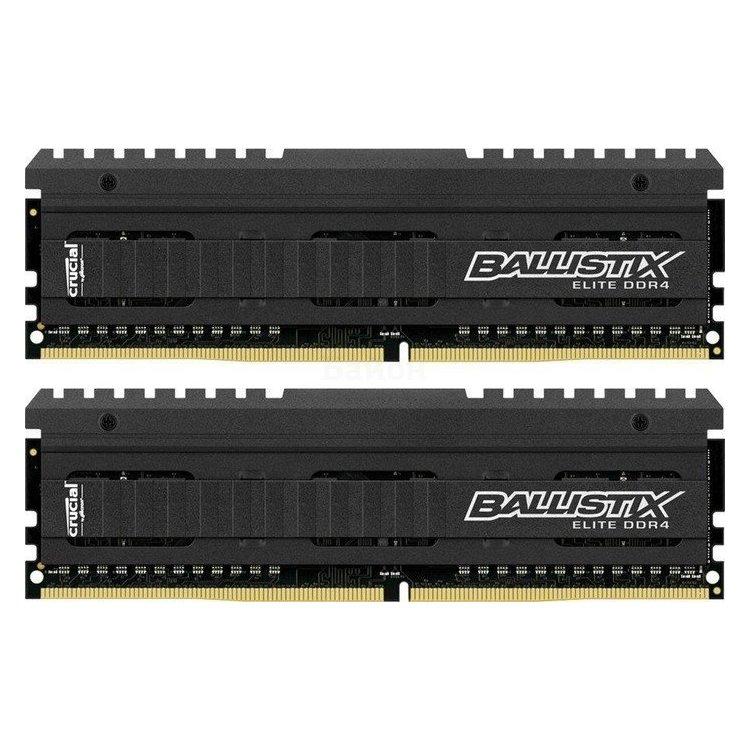 Купить Crucial Ballistix Elite DDR4 в интернет магазине бытовой техники и электроники