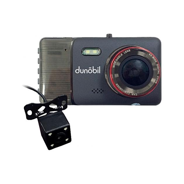 Видеорегистратор Dunobil Zoom Duo 1920x1080, Ночной режим