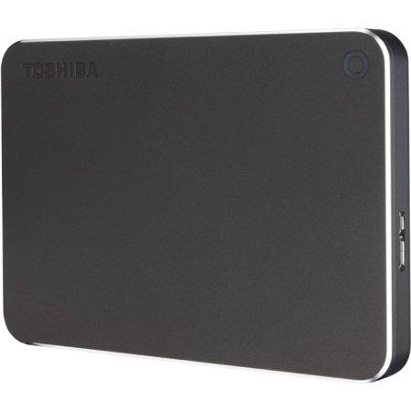 Toshiba Canvio Premium HDTW120EB3CA, 2Tb Серый