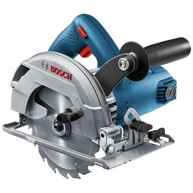 Bosch GKS 600 дисковая (циркулярная), ручная, Синий 06016A9020