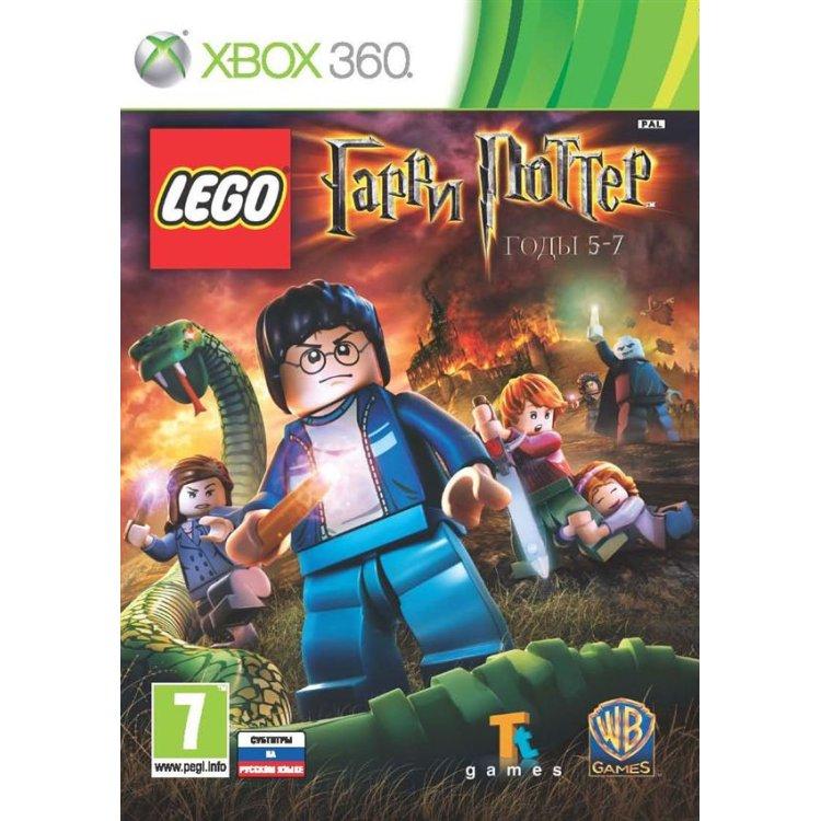 LEGO Гарри Поттер: годы 5-7 Classics