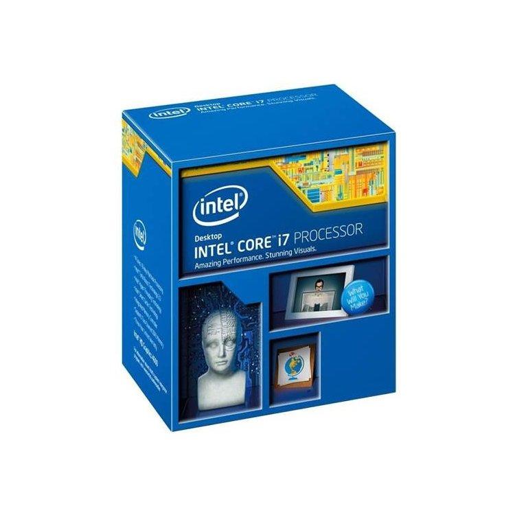 Intel Core i7-4790K 4 ядра, 4600МГц, Box