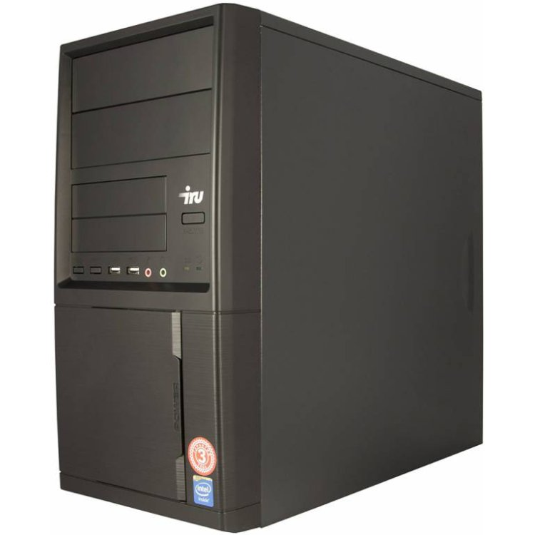 IRU Office 110 MT J3355 4Gb, 500Gb, Windows 10 Home
