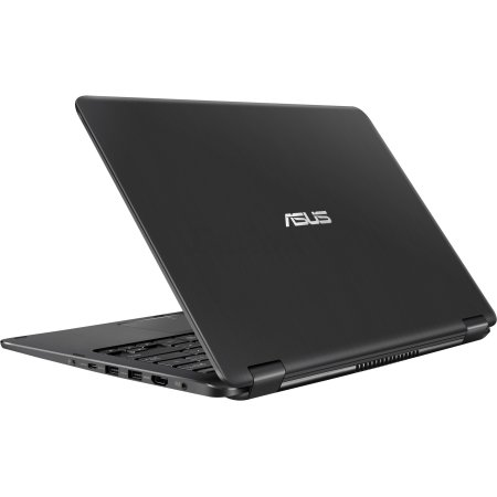 "Asus Transformer Book Flip TP301UA 13.3"", Intel Core i7, 2500МГц, 8Гб RAM, DVD нет, 1Тб, Черный, Wi-Fi, Windows 10, Bluetooth"