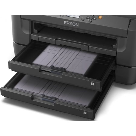 Epson WorkForce WF-7110DTW Струйный, Черный, Цветная, А3
