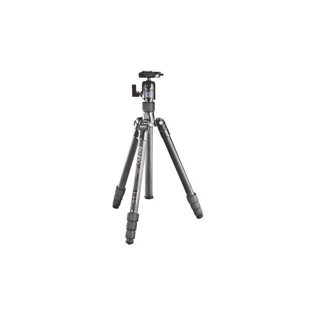 Benro A1680TBH0 Черный, Для фотокамер, Трипод - напольный (тренога) A-168+BH-0