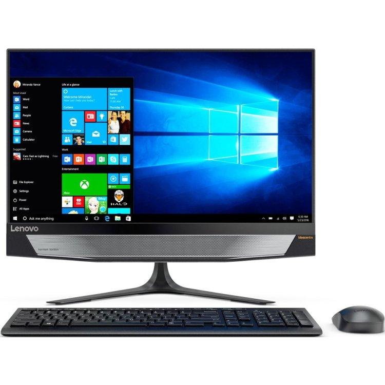 Lenovo IdeaCentre 720-24IKB нет, 4Гб, 1000Гб, Windows, Intel Core i3