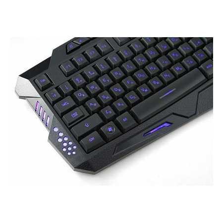 Gembird KB-G11L USB, Черный