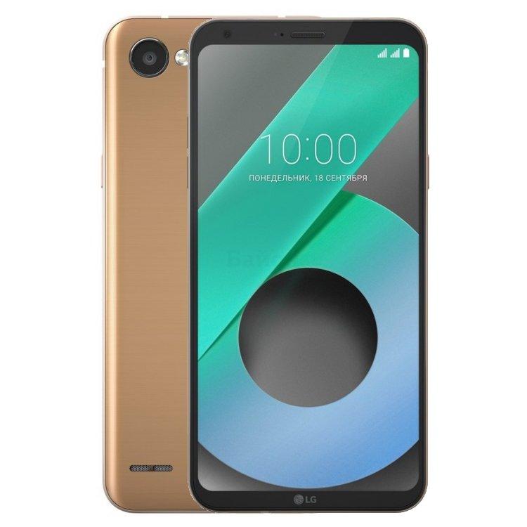 LG Q6 M700AN 32Гб, Dual SIM, 4G LTE, 3G