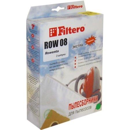 Пылесборники Filtero ROW 08 Экстра пятислойные (3пылесбор.)