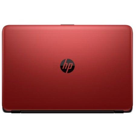 "HP15-ay514ur 15.6"", Intel Pentium, 1600МГц, 4Гб RAM, DVD нет, 500Гб, Красный, Wi-Fi, Windows 10 Домашняя, Bluetooth, WiMAX"