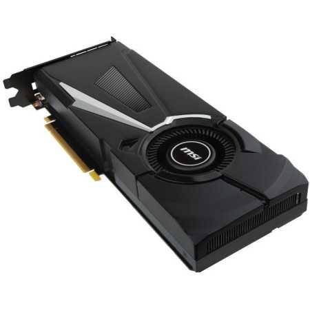 MSI GeForce GTX 1080 AERO OC PCI-E 16x 3.0, 8192Мб, GDDR5