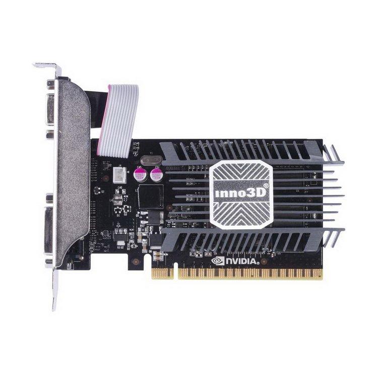 Inno3D GN730-3SDV-E5BX 1024Мб, SDDR3