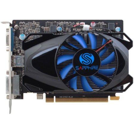 Sapphire Radeon R7 250 512SP EDITION 2048Мб, GDDR5