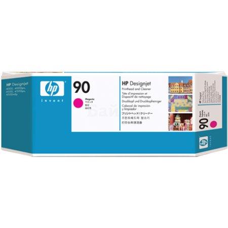 HP Inc. Пурпурная печатающая головка HP 90 с устройством очистки