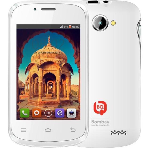 BQ BQS-3503 Bombay Белый