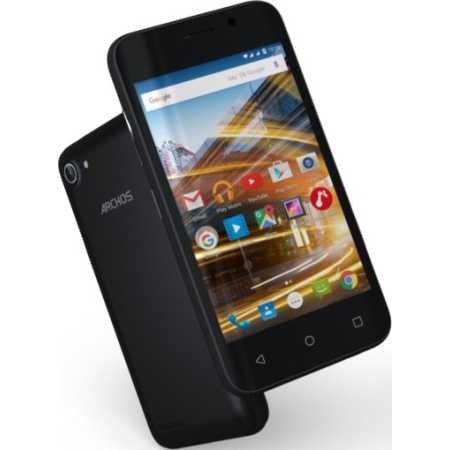 Archos 40 Neon 8Гб, Черный, Dual SIM, 3G