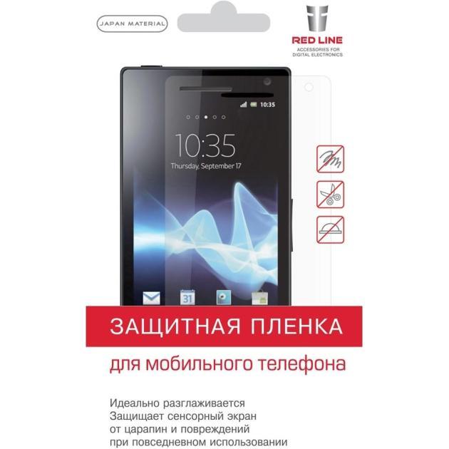 "Red Line для Xiaomi Redmi 4X 5"", прозрачная"